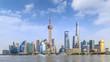 Quadro Urban architectural landscape in the Bund, Shanghai