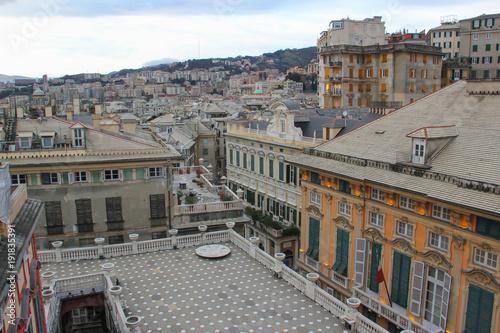 Aluminium Liguria I tetti di Genova