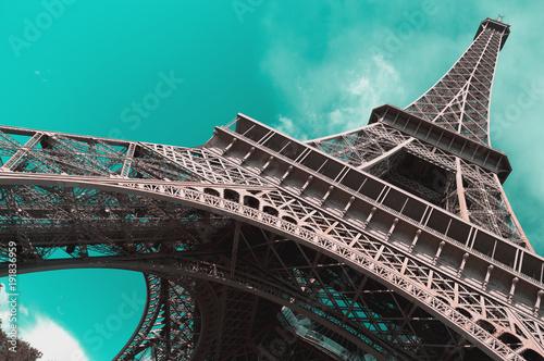 Papiers peints Tour Eiffel Eiffel Tower, Paris.
