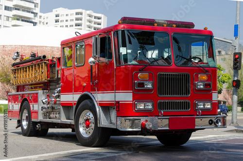 Fire Engine USA