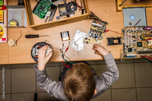 Elektronik lernen