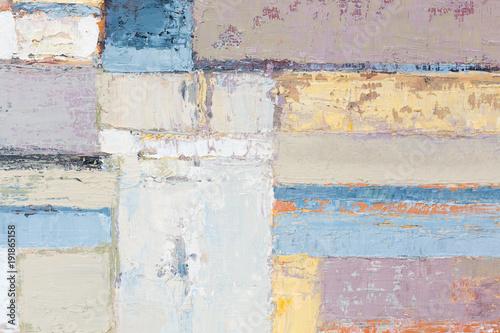 domy-inaczej-kolorowe-obraz-olejny