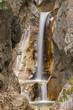 Heckenbach Wasserfall am Kesselberg bei Kochel am See - 191868787