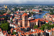 View Over City Of Gdansk In Poland - 191868960