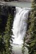 Upper Crescent Falls, Nordegg, Alberta - 191877770