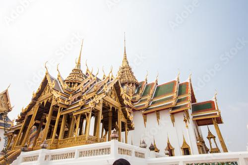 Fotobehang Bangkok King Palace in Bangkok, Thailand