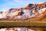 amazing countryside landscape of iceland - 191892196