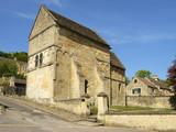 Historic Anglo-Saxon church, St Laurence's,  Bradford-on-Avon, Wiltshire, UK - 191894308