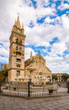 Cathedral of Messina, Sicily, Italy