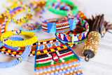 Masai traditional jewelry - 191920567