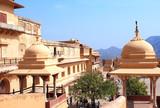 Amber Fort near Jaipur, Rajasthan, India - 191959570