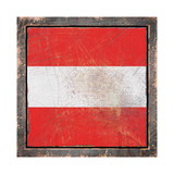 Old Austria flag - 191964740