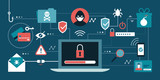 Cyber security and hackers