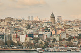 Aerial view the city of Istanbul - 191969381