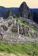 Machu Picchu, lost city of Inkas in Peru