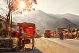 Mugling, Prithvi Highway, Nepal
