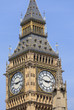 Big Ben, Clock tower of the Palace of Westminster, London, United Kingdom, England