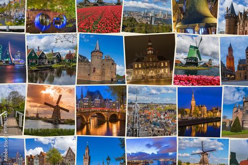 Deurstickers Amsterdam Netherlands travel images (my photos)