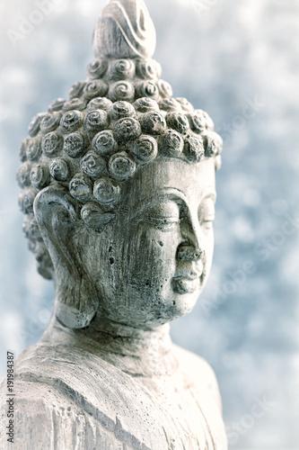 Fotobehang Zen Buddha Statue