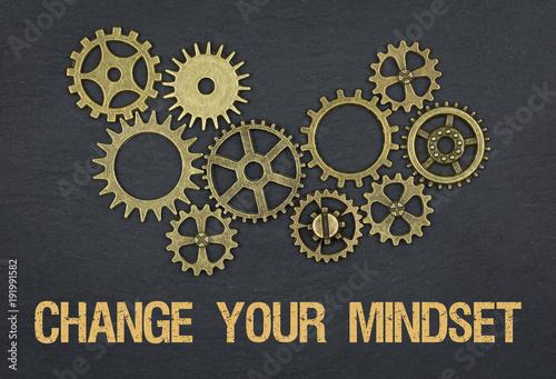 Change your Mindset / Cogwheels