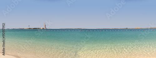 Fotobehang Abu Dhabi Beaches of Abu Dhabi