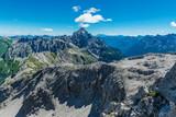 Hochvogel Mountain seen from Grosser Wilder summit - 192010593