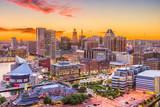 Baltimore, Maryland, USA Skyline - 192024783