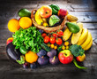 Fresh fruits and vegetables - 192031900