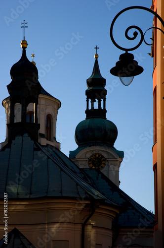 Fotobehang Praag Prague