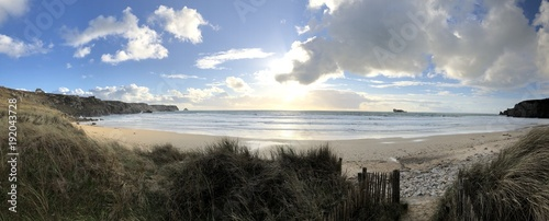 Zdjęcia na płótnie, fototapety, obrazy : Weg zum Meer