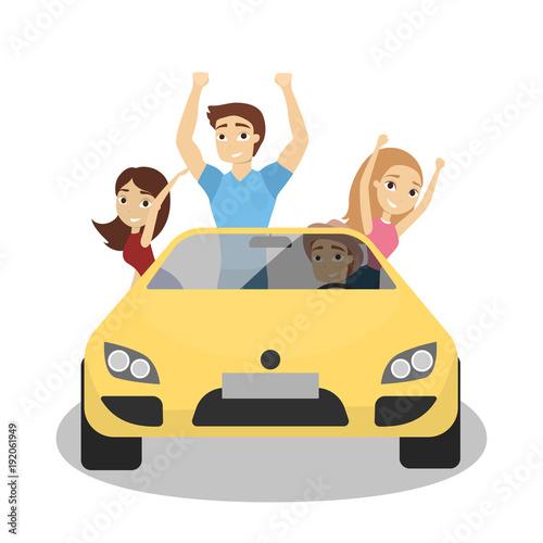 Aluminium Auto Family road trip.