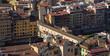Quadro The Ponte Vecchio in Florence, Italy