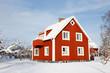 Svensk äldre trävilla