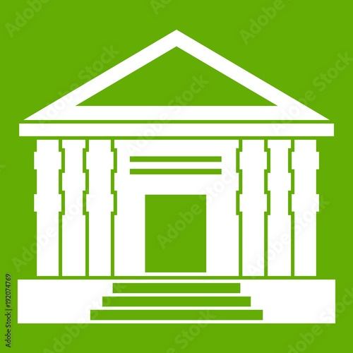 Colonnade icon green