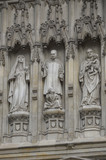 Westminster sculptures: Elizabeth, Martin Luther King and Oscar Romero - 192076573