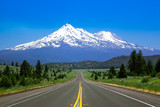 On The Road to Mount Shasta