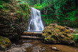 Lush Waterfall - 192095909