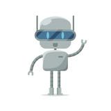 Cartoon Robot  Wall Sticker