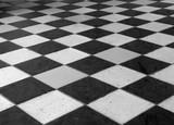 dallage arlequin ancien  - 192154711