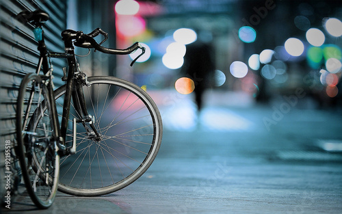 Foto op Canvas Fiets Bicycle