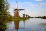 Die berühmten Woindmühlen von Kinderdijk/NL - 192166194