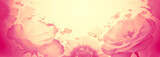Valentines day floral background. - 192167390