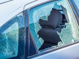 Vandalismus Autoscheibe - 192175164