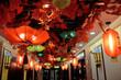 Quadro Chinese New Year in Shanghai