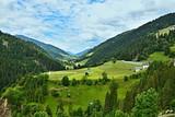 Austrian Alps-view from Xaveriberg - 192179789