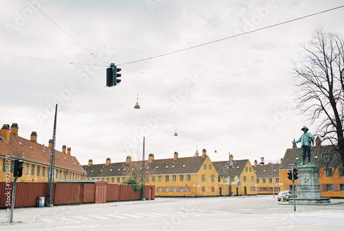 Poster Stockholm Building exterior in Stockholm, Sweden