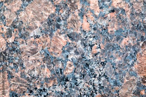 Aluminium Stenen Granite, basalt or marble stone crystal texture