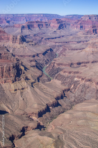 Fotobehang Arizona grand canyon