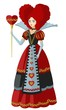 alice in wonderland classic tale queen of hearts - 192240770