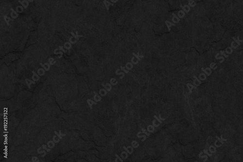 Stone black slate background texture, luxury blank for design - 192257522